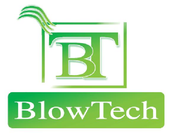 Logotyp firmy Blowtech Sp. z o.o. Wrocław